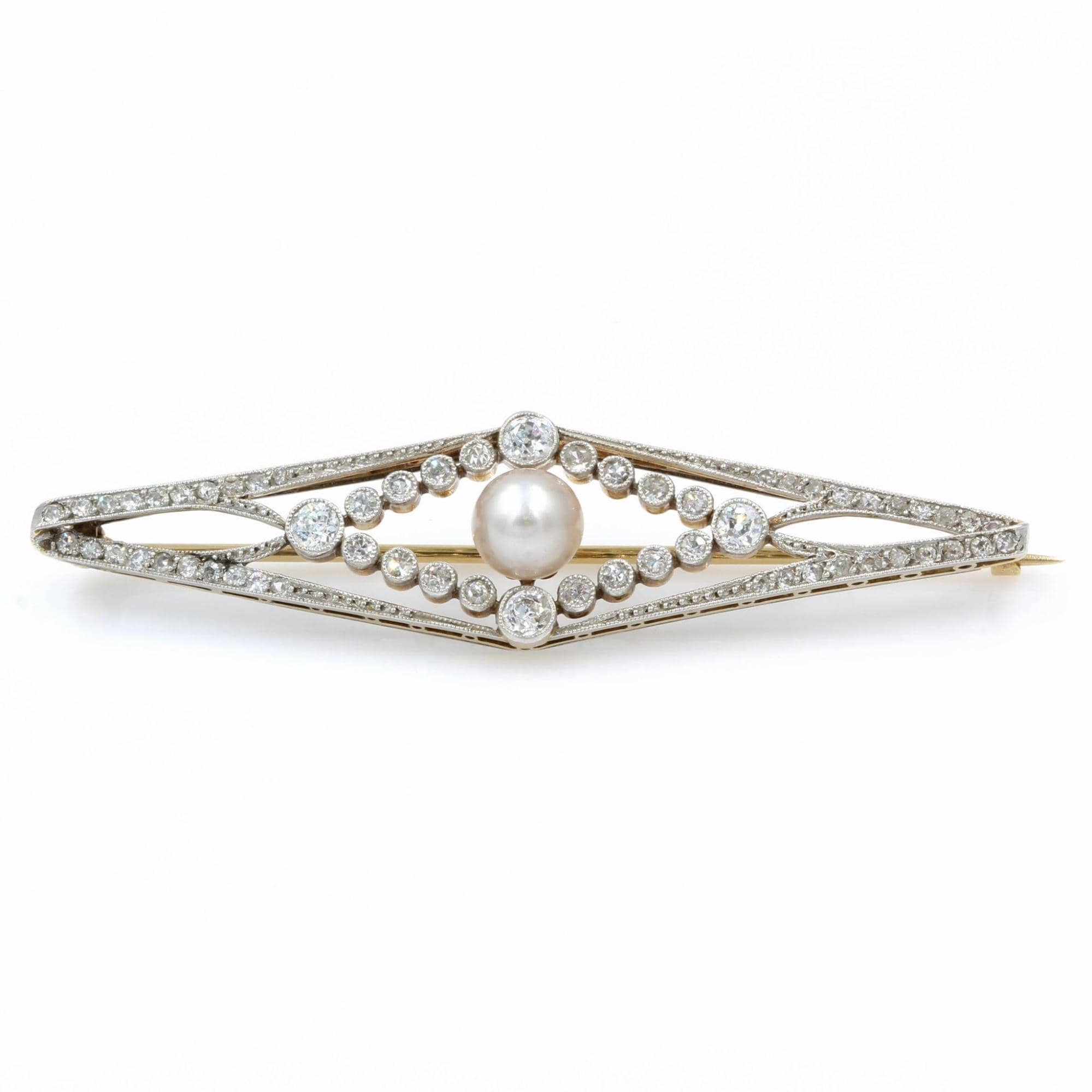 Jewelry with a pearl